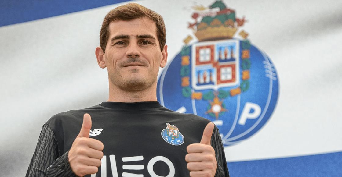 CASILLAS renueva con el Porto
