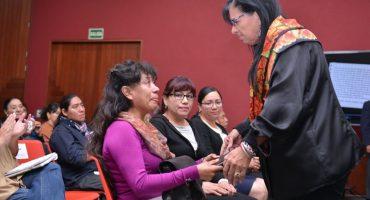 CDHDF reconoce violaciones a derechos humanos en el caso del feminicidio de Lesvy