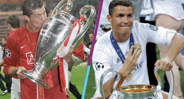 Cristiano, a 1 título de ser el más ganador de la Champions