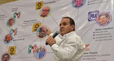 'La oposición contrató a 6 sicarios para asesinar a Cuauhtémoc Blanco': PES