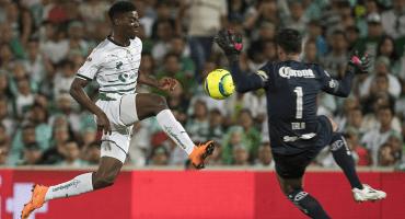 Aquí están los goles de la remontada del Santos al Toluca