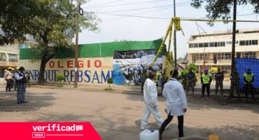 #Verificado2018 DRO del Colegio Rébsamen usó documento falso para no ser detenido