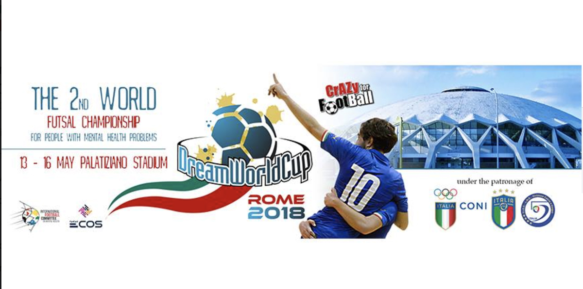 Dream World Cup Mundial Enfermos Mentales