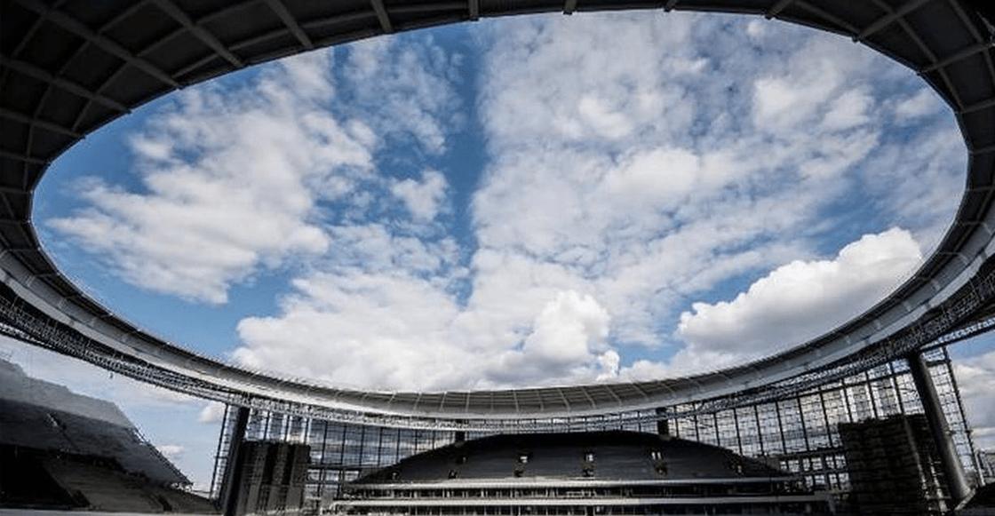Ekaterinburg Arena México vs Suecia