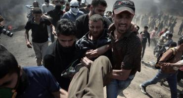 Embajada de Estados Unidos en Israel manifestaciones