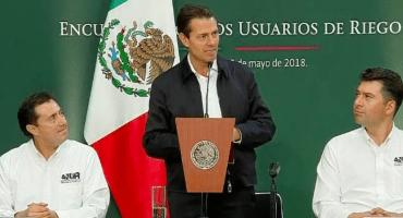 Ante este panorama, ¿los mexicanos se autoflagelan? Eso dice Peña Nieto