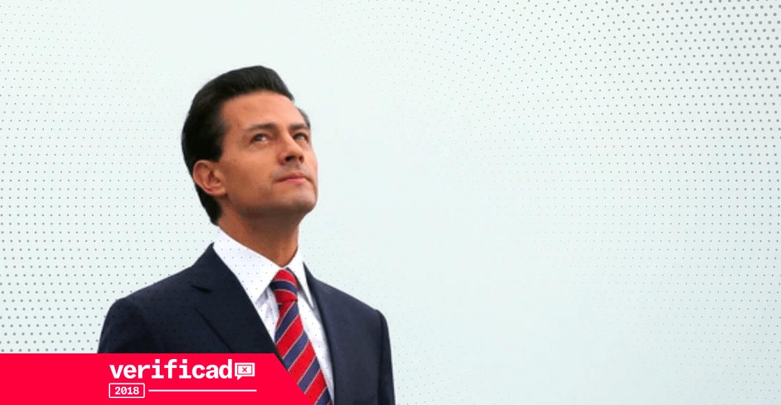 Enrique Peña Nieto presidente de México