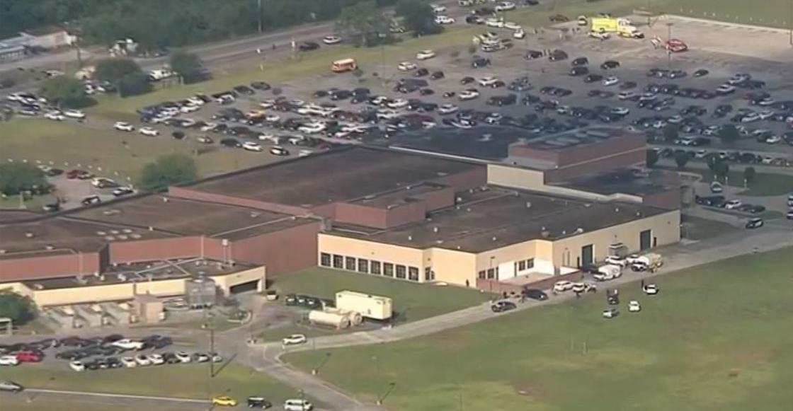 Escuela santa Fe en Texas