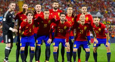 España dio lista para Rusia 2018, sin Morata y sin Vitolo