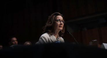 La nominada de Trump a la CIA promete no reiniciar el programa de tortura