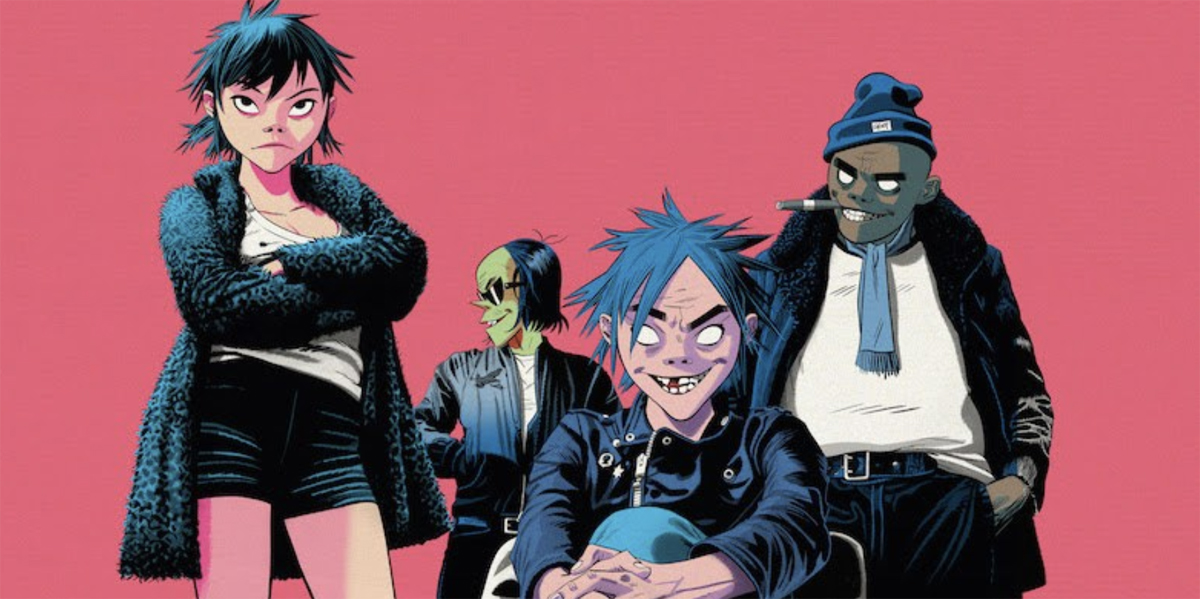 Gorillaz Now Now