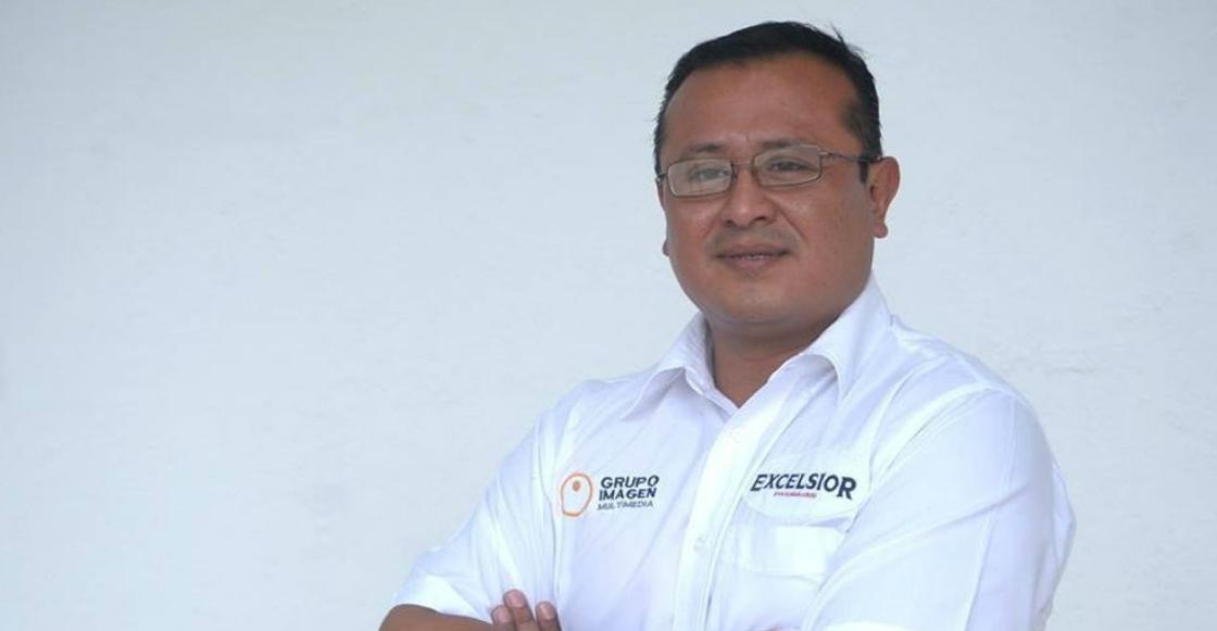 Periodista Héctor González