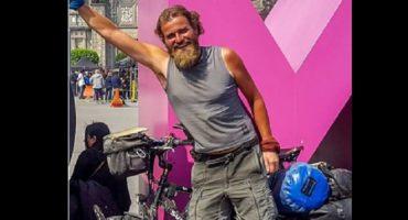 Hermano de ciclista alemán agradece amor de mexicanos y solicita ayuda:
