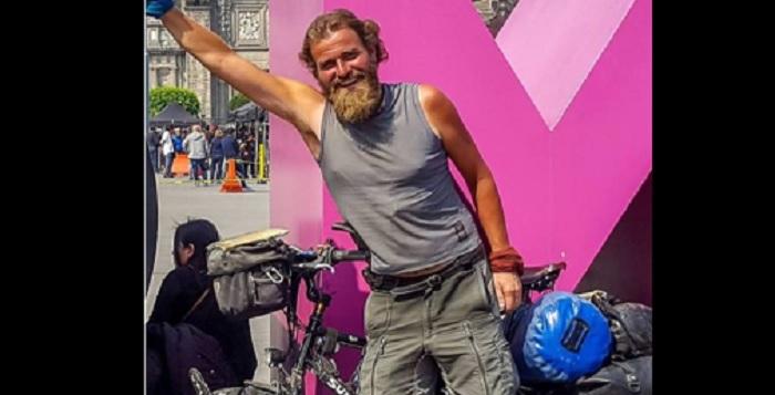 Holger Franz Hagenbusch, ciclista aleman desaparecido en México