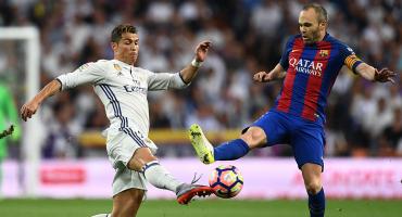 Iniesta comparte la razón por cual era fan del Real Madrid en su infancia
