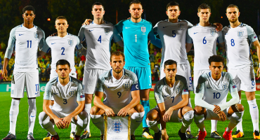 ¡Leones imponentes! Inglaterra dio lista para Rusia 2018 con genial video