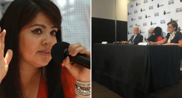 No le den fuero a Nestora: Miranda de Wallace y Alejandro Martí
