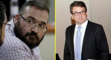 Trasladarán al juez del caso Javier Duarte y Alejandro Gutiérrez a Tapachula, Chiapas
