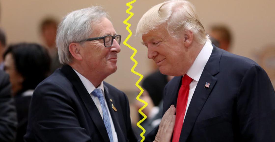 ¡El que se lleva se aguanta! UE y México tomarán medidas 'similares' contra Estados Unidos