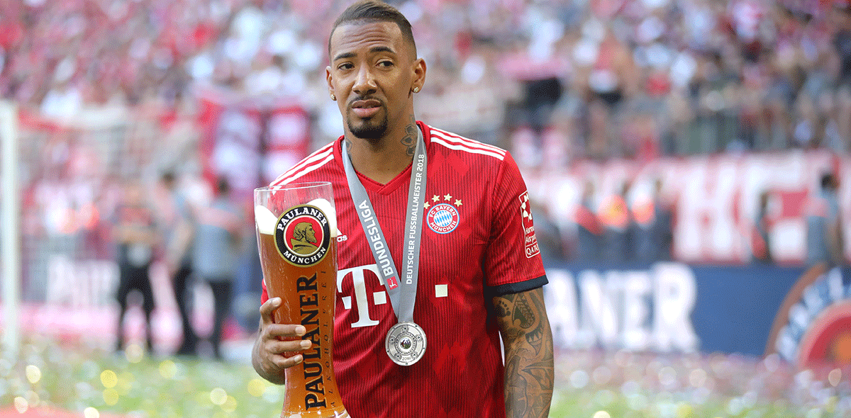 Jerome Boateng 2018