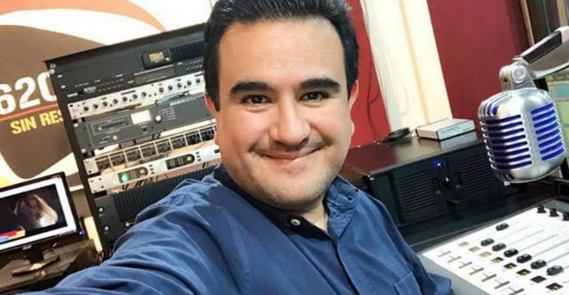 Juan Carlos Huerta, periodista asesinado