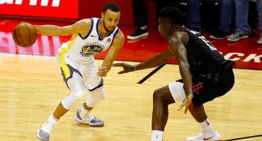 5 cosas que aprendimos en el juego 1 entre los Rockets y los Warriors