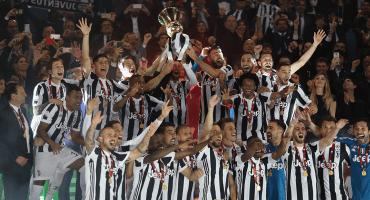 ¡Juventus goleó al Milan y es campeón de la Coppa Italia! 🇮🇹