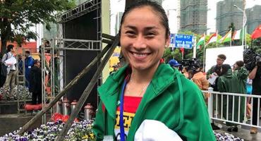 ¡Orgullo nacional! Lupita González se cuelga oro en el Mundial de Marcha 🇲🇽
