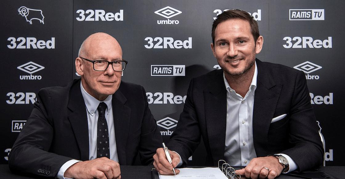 Frank Lampard debutará como técnico con el Derby County
