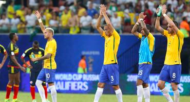 Esta es la convocatoria de Brasil para Rusia 2018