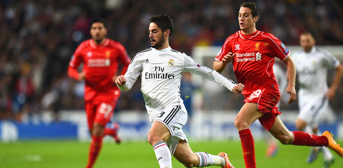 Liverpool Madrid
