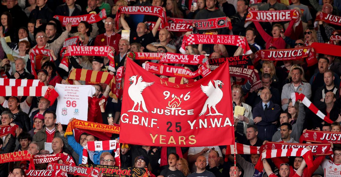 Liverpool You'll Never Walk Alone