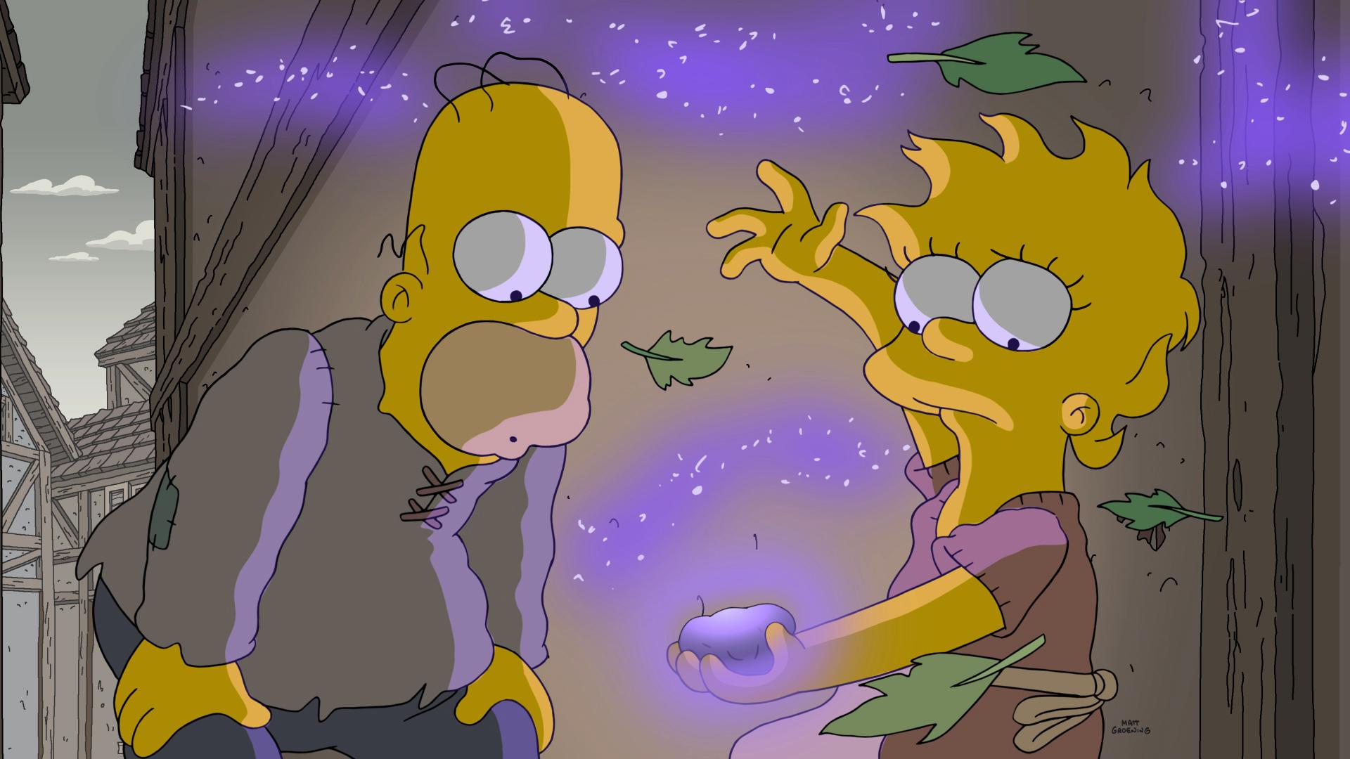 Los Simpsons nueva temporada
