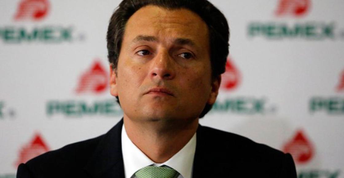 Juez otorga amparo a Emilio Lozoya por caso Odebrecht