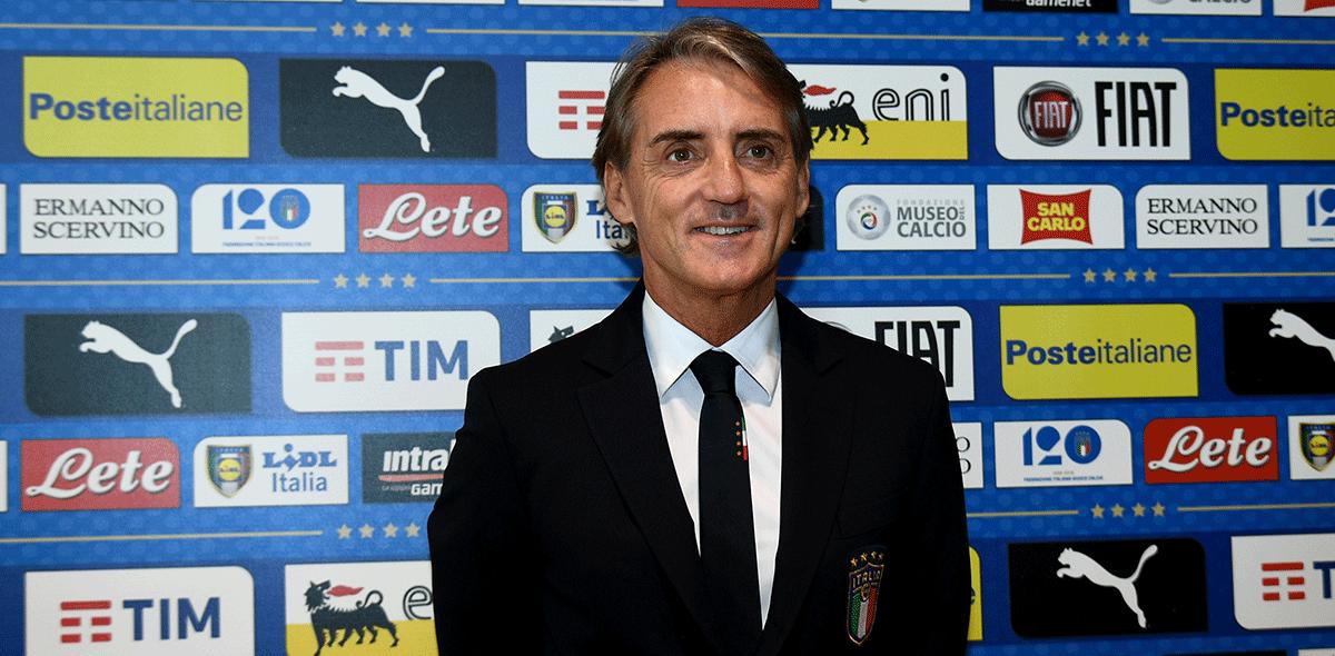 Roberto Mancini Azzurra