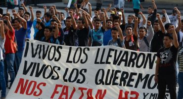 PGR retrasa entrega de información sobre Ayotzinapa: CNDH