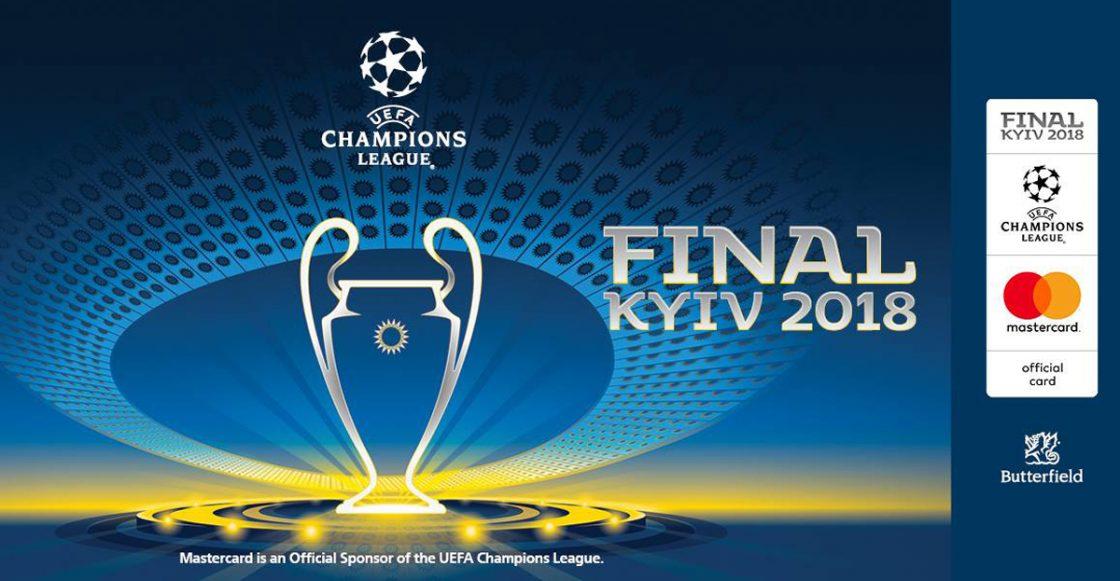 Mastercard Final Champions League