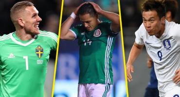 Chiquitos pero picosos: México es el país con jugadores más chaparritos del Grupo F