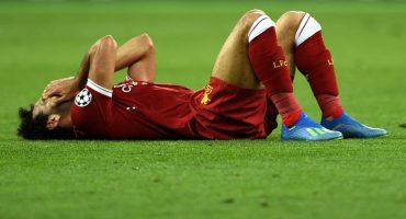¡Alerta roja! Mohamed Salah se podría perder el mundial