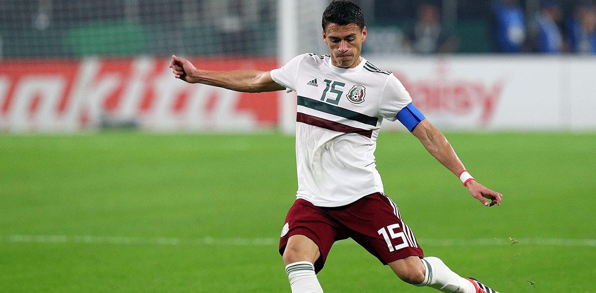Héctor Moreno lesionado 2018