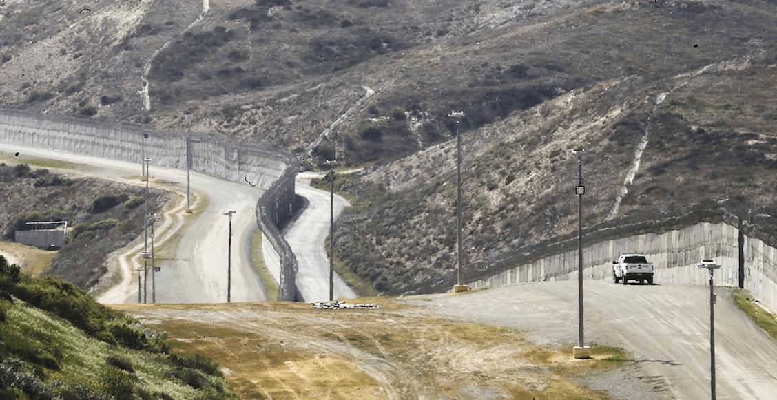 Muro frontera Estados Unidos México proponen cooperacha
