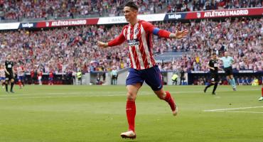 ¡De 'Niño' a leyenda! Así fue el último partido de Fernando Torres con el Atlético de Madrid