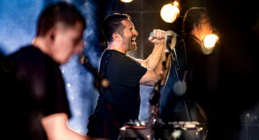 ¡Prendan veladoras! Nine Inch Nails regresa con nuevo disco y gira este 2018