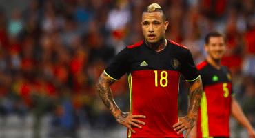 Ni aguanta nada, Nainggolan renunció a la Selección de Bélgica tras no ir al Mundial