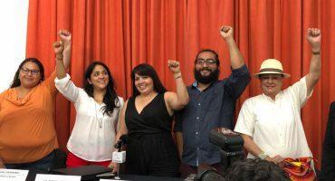 Nestora Salgado denuncia amenazas en su contra y pide al INE seguridad de la Policía Federal