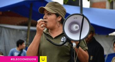 ¡Zás! Nestora le contesta a Meade: la difamación es un delito