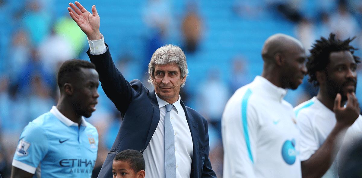 Manuel Pellegrini es técnico del West Ham