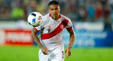 ¡Capitán inca! Perú confirmó convocatoria de Paolo Guerrero