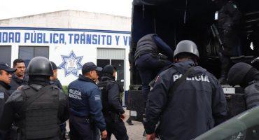 113 de 117 policías en San Martin Texmelucan eran falsos: SSP Puebla