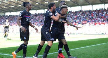 Crystal Palace derrota al Stoke City, y de paso lo manda a segunda